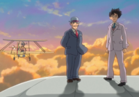 "Una scena di ""The Wind Rises"" di Hayao Miyazaki"
