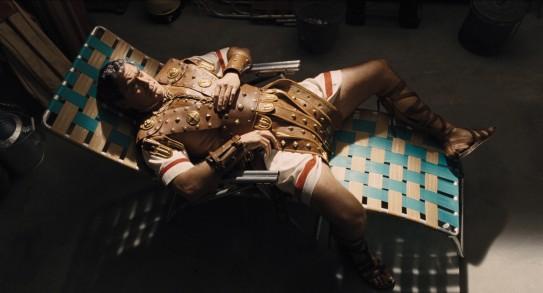 """George Clooney in """"Heil, Caesar!"""""""