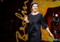 "Adina Pintilie riceve l'Orso d'oro per ""Touch Me Not"""