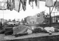 """Una immagine di """"ROMA"""" di Alfonso Cuarón."""