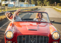 """Valeria Bruni Tedeschi e Micaela Ramazzotti in """"La pazza gioia"""""""