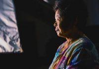 """Una immagine di """"Ni de Lian"""" (""""Your Face"""") di Tsai-Ming-liang."""